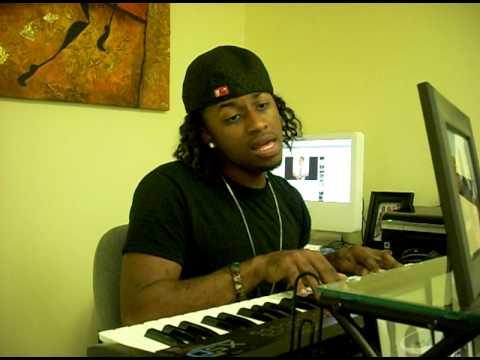Reggie B. performing Love Art