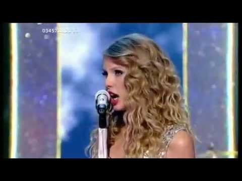 Taylor Swift - Love Story Live at BBC Children In Need 2009