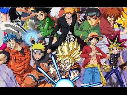 My Top 15 Long Anime / Manga Series Of All Time 2014