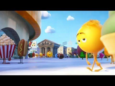 Movie review: Insane and outlandish 'Emoji' film