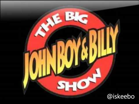 Danica Patrick Song On JohnBoy & Billy
