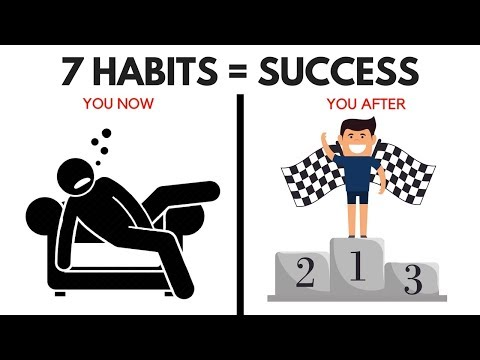 These Habits Can Change Your Life - 7 Habits Of Highly Effective And Successful People Habit 1 - 3