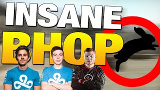 CS:GO - INSANE PRO BHOP COMPILATION