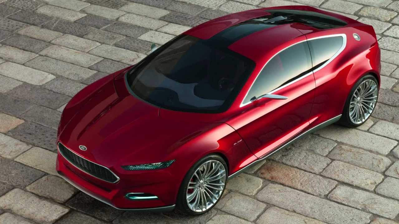 Ford's EVOS Concept Car Heads Into Production