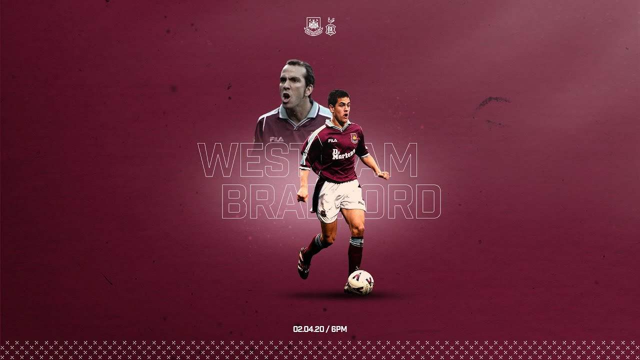 FULL GAME: WEST HAM UNITED VS BRADFORD CITY 1999/00 | DI CANIO, COLE, FERDINAND ALL START