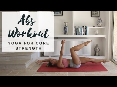ABS WORKOUT | Yoga-Inspired Core Workout | CAT MEFFAN