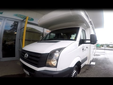 The Campervan, New Zealand by GoPro Hero 5 Black