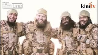 IS发布中文圣歌 图吸引神州受打压穆斯林
