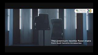Descoperă Accesoriile Originale Audi ⭕⭕⭕⭕  Preșulețe textile la Cybernet Auto Center!