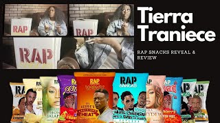 Tierra Traniece Rap Snack Reveal