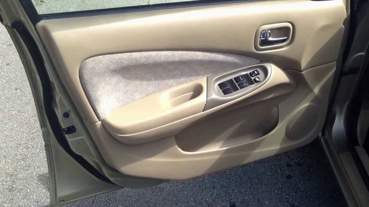 2002 Nissan Sentra 4cly Ice Cold A C And More Like New Youtube Evaporator All Xtrail Ori