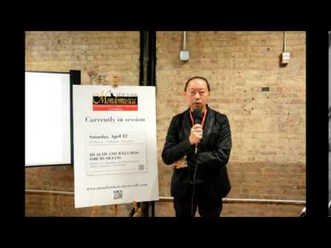 Mondomusica New York 2014 - The speakers: Dr. John Chong
