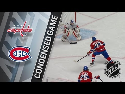 Washington Capitals vs Montreal Canadiens – Mar. 24, 2018 | Game Highlights | NHL 2017/18. Обзор