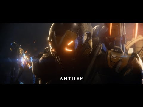 WOW SONY GETS CAUGHT PHOTOSHOPPING XBOX ONE X ANTHEM GAMEPLAY TRYING TO PASS IT OFF AS PS4 PRO