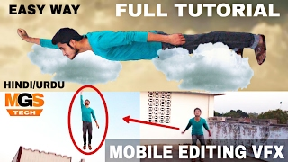 How to make flying effect in kinemaster ! TechAbuzar | kinemaster tutorial