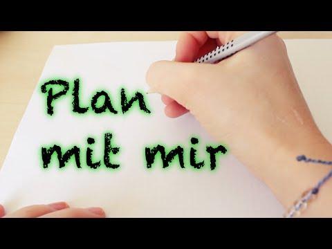 Meine Wochen-/Stundenplanung // Vorbereitung Im Referendariat