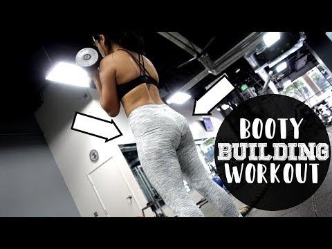 GROW YOUR BUBBLE BUTT   Booty/Leg Workout For Women thumbnail