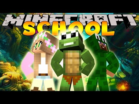 minecraft-school---the-secret-school-gardens-w/-little-kelly