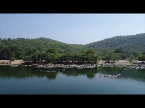 MUTHATHI | RIVER KAVERI | DRONE FOOTAGE