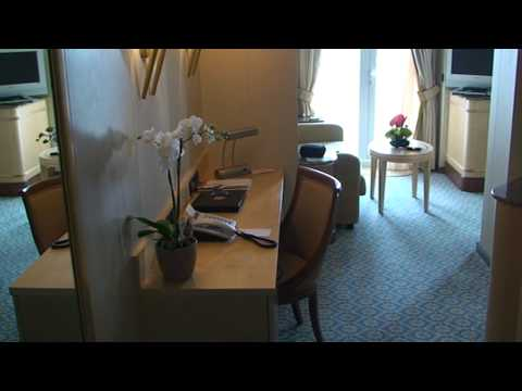 Cunard 39 S Queen Victoria Queens Grill Q4 Cabin 5106 Youtube