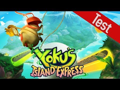Yoku's Island Express im Test / Review: Action-Adventure für Flipper-Freunde!
