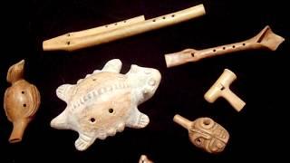 Этот Ацтекский Свисток - Один Из Самых Страшных Звуков, Которые Вы Когда-Либо Слышали