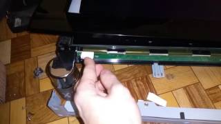 Ako jednoducho opraviť obraz na LG TV 32LG3000. How easy repair LG TV. Screen fix