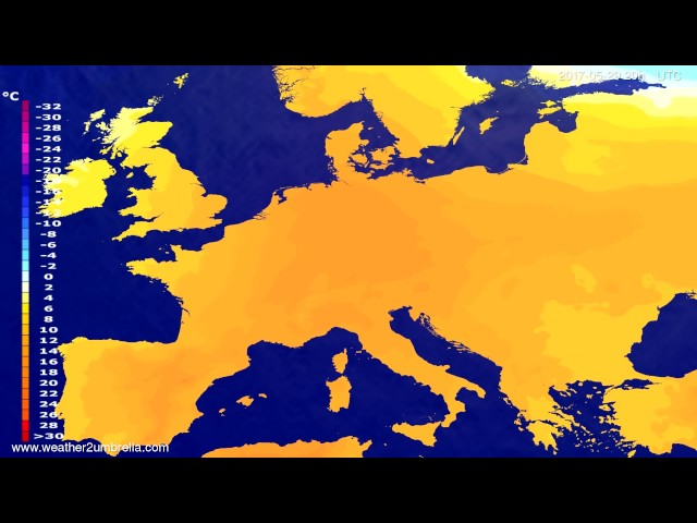 <h2><a href='https://webtv.eklogika.gr/temperature-forecast-europe-2017-05-27' target='_blank' title='Temperature forecast Europe 2017-05-27'>Temperature forecast Europe 2017-05-27</a></h2>
