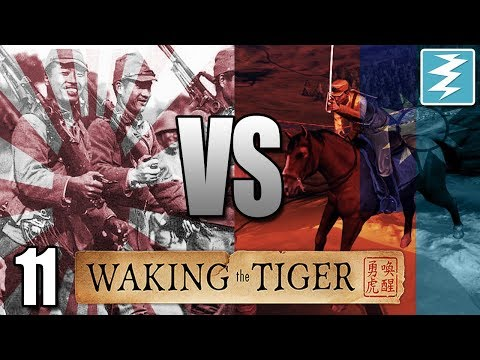 UBER HORSE CHARGE [11] Hearts of Iron IV - Waking The Tiger DLC