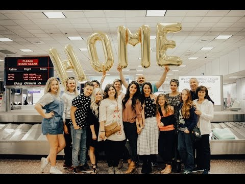 Welcome Home Sister Lewis | LDS Missionary Homecoming
