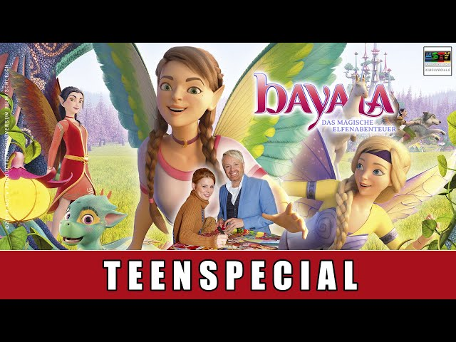 Bayala - Das magische Elfenabenteuer - Teenspecial I Josefine Preuß I Ross Antony