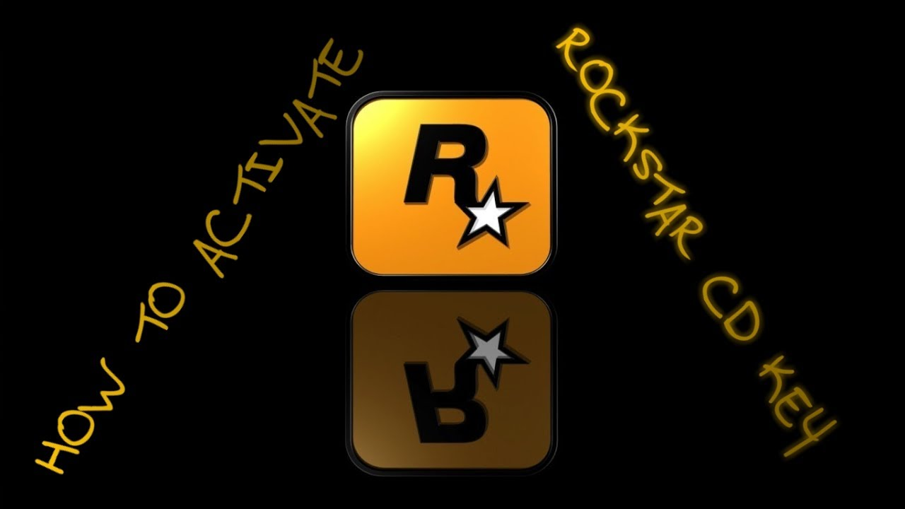 How to activate CD KEY on RockStar | CrC