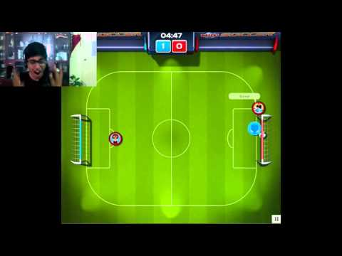 MINI  SOCCER  BIGGEST NEWB EVER!!!  MINI GAMES