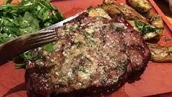 Food Chain Reviews #25: California Pizza Kitchen Fire Grilled Ribeye 12oz (Orlando, FL)