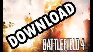Download Battlefield 4 Torrent (full game)