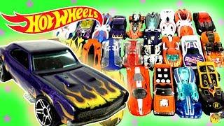 CARROS HOT WHEELS Minha Coleção! Ferrari, Aranha, Speed Racer, Camaro e mais! Corrida com Carrinhos