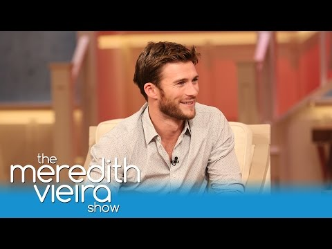 Scott Eastwood On His Father's Advice | The Meredith Vieira Show