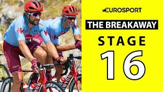 The Breakaway: Stage 16 Analysis | Tour de France 2019 | Cycling | Eurosport