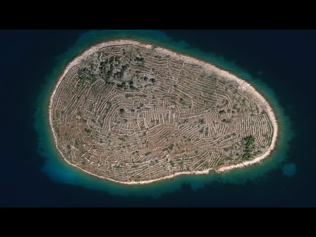 """Why Do Scientists Think """"Fingerprint Island"""" Used To Be A Vineyard?"""