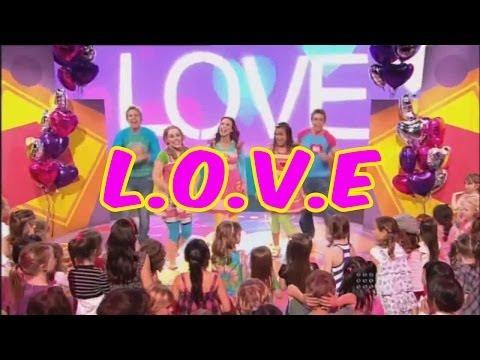 Hi-5 - LOVE Karaoke (Letra en Español)
