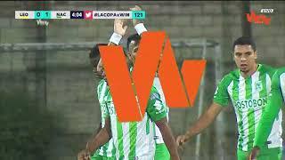 Leones 0-1 Nacional | Copa Aguila - Semifinales ida