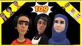 الحلقة(109)سعد ميلودة وصلها 🤗وكيما كان باغي خاطرها😍