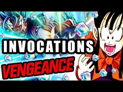 INVOCATIONS DRAGON BALL LEGENDS vengeance sur LUDIVINE