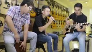 Lạc Trôi Cover phiên bản guitar và Cajon - Việt Thương Music 369