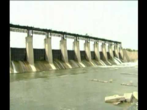 MEDAK SANGREDDY SINGUR HYDRO ELECTRIC POWER PROJECT DAM WATER RELEASE VIS