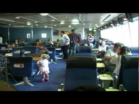 Stena Express Fishguard Rosslare Review.