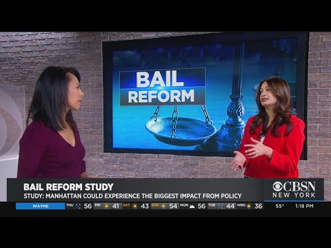 Bail Reform: Justice Expert Breaks Down How Jan. 1 Policy Will Impact New York City
