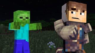 ZOMBIE APOCALYPSE! (Roleplaying) w/ GizzyGazza & ChimneySwift (Minecraft) #2