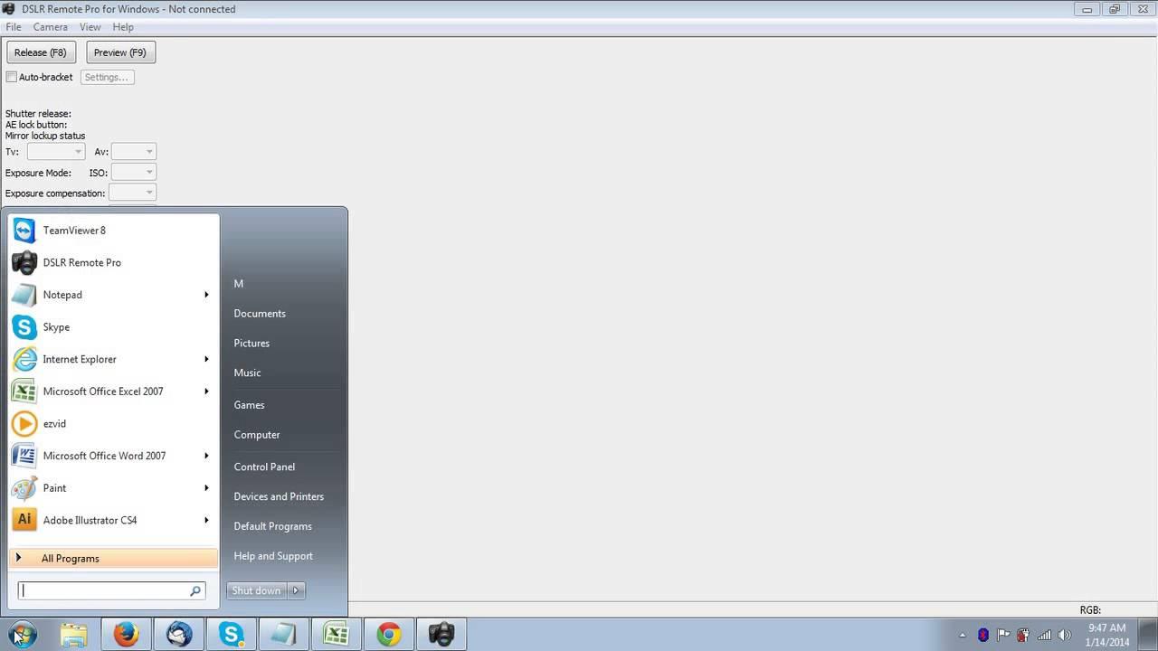 dslr remote pro for windows registration code