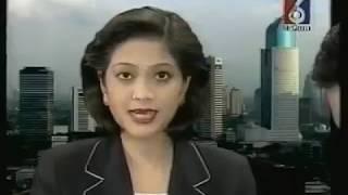 VIDEO JADUL Penyiar Tertawa Saat Live Membaca Berita